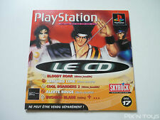 Sony Playstation PS1 / Démo jouable Playstation Magazine N°17 [ PAL Version ]