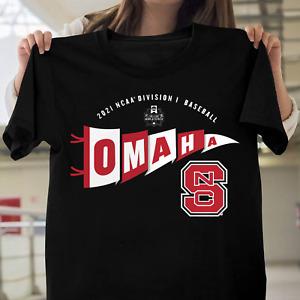 NC State Wolfpack 2021 NCAA Mens Baseball College World Series Bound Homer Shirt