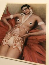 Topless/Nude - Josephine Baker - 8x10 Photo