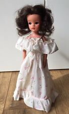 """Sindy Doll Fashion Outfit - 1985 """"First Romance"""" Dress & Shoes"""
