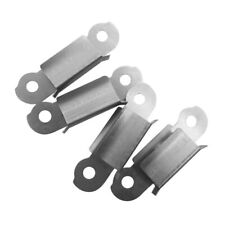 4Pcs 3D Printer Hot Bed Glass Board Platform Fixation Clips Stainless for Ender3
