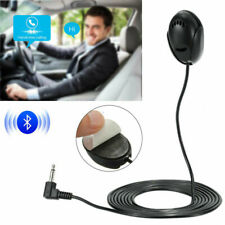 Car Radio Stereo Microphone Bluetooth External For GPS Audio Bench Laptop Parts