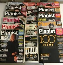 Pianist Magazines with CDs