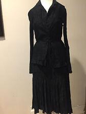 Roberto Cavalli Class Skirt Suit Top Two Piece Set Size 38/4!! RC