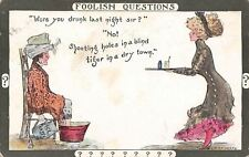 Cobb Shinn~Foolish Questions Series~Were You Drunk?~Man With Ice Pack~Tub