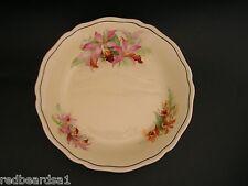 China Replacement Royal Doulton Vintage Orchid Soup Dessert Bowl c1930s D5215