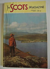 The Scots Magazine. Vol. 95, No. 5.  August, 1971. Living in Badenoch. Hawick.