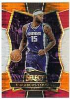 2016-17 Panini Select Premier Level Tri-Color Prizm #172 DeMarcus Cousins Kings