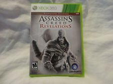 Assassin's Creed: Revelations  Signature Edition (Microsoft Xbox 360, 2011) EUC