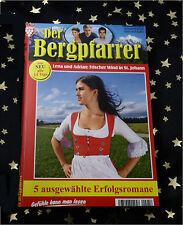 5 HEIMATROMANE * Neu * DER BERGPFARRER von Toni Waidacher Nr.346 bis 350