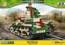 COBI Vickers Mk E Type B  / 2520 / 382 blocks WWII British  light tank