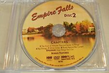 Empire Falls Disc 2 Replacement DVD Disc Only*