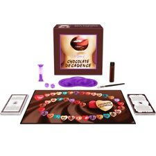 Game Of Chocolate Decadence Couples Edible Hot Sexy Lovers Foreplay YUMMY