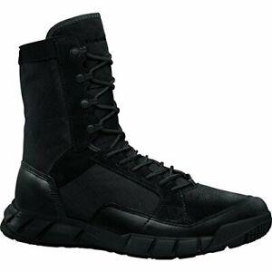 Oakley SI Light Patrol Boot Blackout Men's Tactical Boots