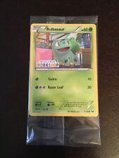 Bulbasaur Build A Bear PROMO Pokemon TCG Card BRAND NEW SEALED!!