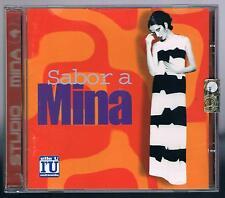 STUDIO MINA SABOR A CD PROMO L'UNITA'  NUOVO!!!