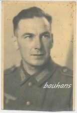 Portrait deutscher Landser  2.WK (g249)