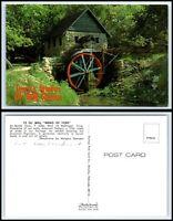 IOWA Postcard - Iowa's Famous Ol' Mill Stream K55