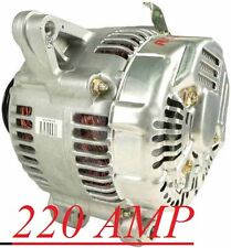 2006-2005 2004 2003 2002 2001 Jeep Wrangler 4.0L 220 HIGH AMP NEW HD ALTERNATOR