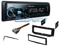 NEW PIONEER BLUETOOTH CAR STEREO RADIO W/ INSTALL KIT & SMARTPHONE INTEGRATION