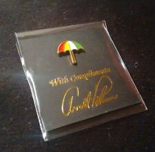 New Arnold Palmer Ryder Cup Umbrella Lapel Pin Badge Golf Brooch PGA Masters
