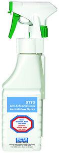 OTTO CHEMIE Anti-Schimmelspray 500 ml Entfernt Schimmel, Pilz, Algen und Moos