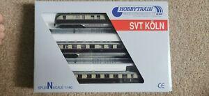 Spur N Hobbytrain H11100 SVT137 Bauart Köln DRG Epoche 2 3-teilig