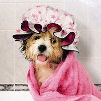 """Birthday Card Blank """"Dog Bath Time"""" 6.25"""" x 6.25"""" Q03 39378"""