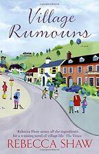 Village Rumours (Turnham Malpas 18),Rebecca Shaw