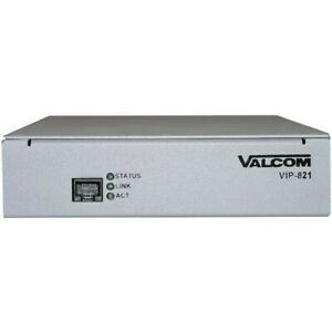 Valcom VIP-821 Enhanced single port trunk adapter