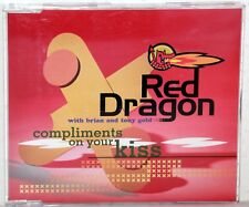 Single-CD RED DRAGON - Compliments On Your Gold