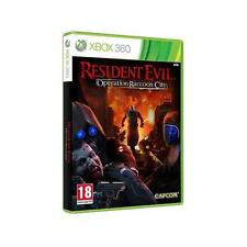 Pal version Microsoft Xbox 360 Resident Evil Operation Raccoon City