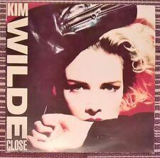 Kim Wilde - Close Vinyl LP Record 1988 MCG6030 1988