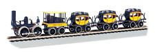BACHMANN -HO- #641    DeWitt Clinton Historic Train Set