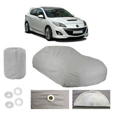 Mazda 3 Mazda3 Axela 5 Layer Car Cover Fitted Water Proof Outdoor Rain Sun Dust
