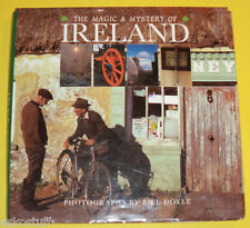 The Magic & Mystery of Ireland 1998 Large Book Great Photography! Nice See!