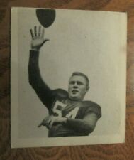 1948 Bowman Football - # 44 Paul (Pitchin' Paul) Christman, Qb, Chicago Cardinal
