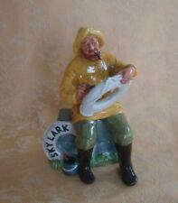 Royal Doulton Figurine: The Boatman Hn# 2417