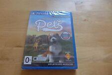 PlayStation Vita Pets Game (on Vita card) in English Region Free