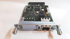 CISCO VWIC2-1MFT-T1/E1 Multiflex Trunk Voice/WAN Interface Card