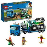 LEGO  CITY 60223 trasportatore di mietitrebbia