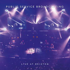 Live at Brixton 5055869504072 by Public Service Broadcasting CD