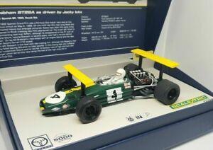 Scalextric - C3702A Brabham BT26A Jacky Ickx Ltd Edition - NEW / Boxed