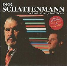 Der Schattenmann (1995, ZDF-Serie) Willy DeVille, Bonnie Tyler, Chris Rea.. [CD]