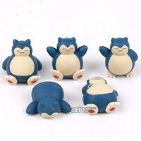 24PCS  Figurines mignon Pokemon Go Mini Vente en gros aléatoire neuf enfant