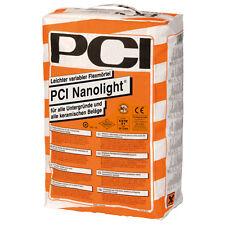 PCI Nanolight 15 kg Sack Fliesenkleber Flexmörtel Fliesenklebe Kleber Flexkleber