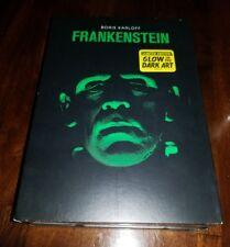 FRANKENSTEIN DVD WALMART EXCLUSIVE GLOW IN THE DARK SLIPCOVER NEW SEALED
