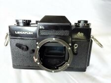 1973 Leica Leitz Wetzlar Leicaflex SL 35mm SLR Camera - Black (Body Only)