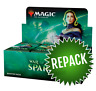 War of the Spark Booster Box Repack! 36 Opened MTG Packs In Box