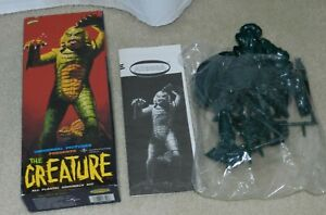 Aurora THE CREATURE From the Black Lagoon Monster Model Kit #7501 Universal
